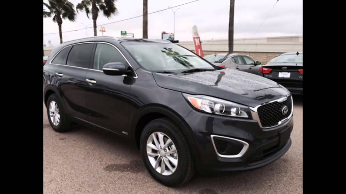 2016 kia sorento platinum graphite youtube. Black Bedroom Furniture Sets. Home Design Ideas