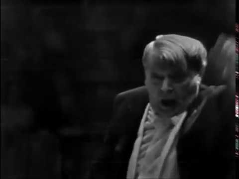 Charles Munch: Ravel Daphnis et Chloé Suite No. 2 (ONF, 1966)