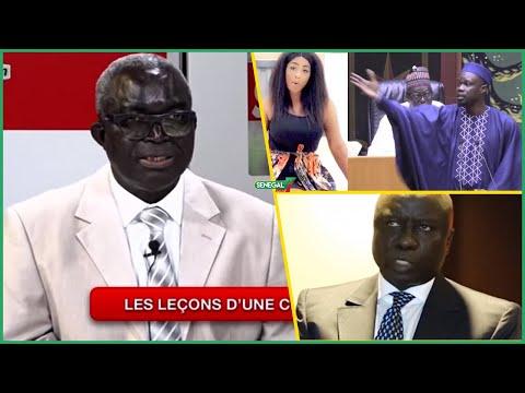 "Aff. Sonko: Babbacar Justin Ndiaye: ""Je préfère les bulletins de vote aux Bine-Bines, Idy mom..."""