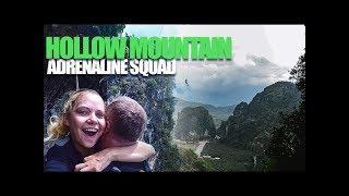 hollow mountain | extreme park in Krabi