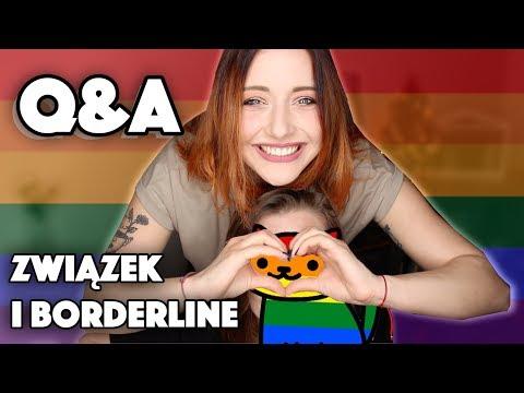 Q&A z moją dziewczyną! 👭 Jak wygląda związek z borderline? | Hania Es