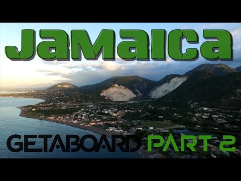Getaboard Skateboard Charity Trip To Jamaica Part 2