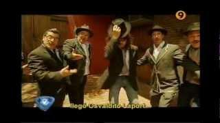 LOS GUAPOS DEL ARRABAL |  OSVALDO LAPORT