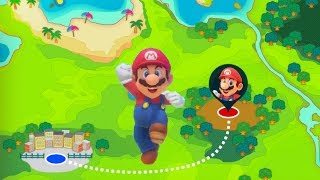 Super Mario Party: Challenge Road - Chestnut Forest: Mario