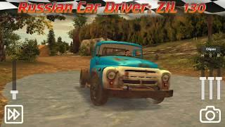 Прохождение Rusian Car Driver:ZIL-130