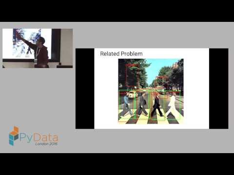 Neal Lathia - Mining smartphone sensor data with python