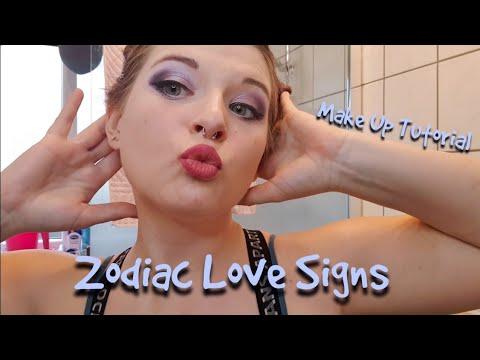 Zodiac Love Signs Make Up Tutorial thumbnail