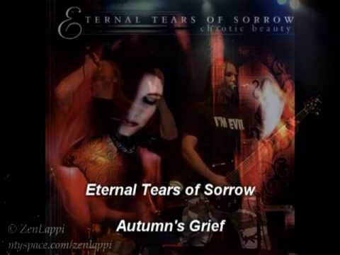 Dusks Embrace  Autumns Grief Eternal Tears of Sorrow