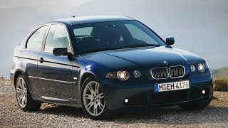 Underated Cars #1 - BMW 3 Series Compact E46/5