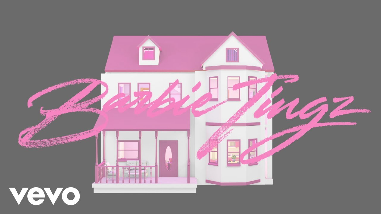 Nicki Minaj - Barbie Tingz (Lyric Video)