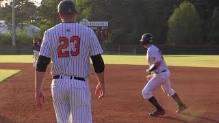 Baseball vs Lyon College Highlights