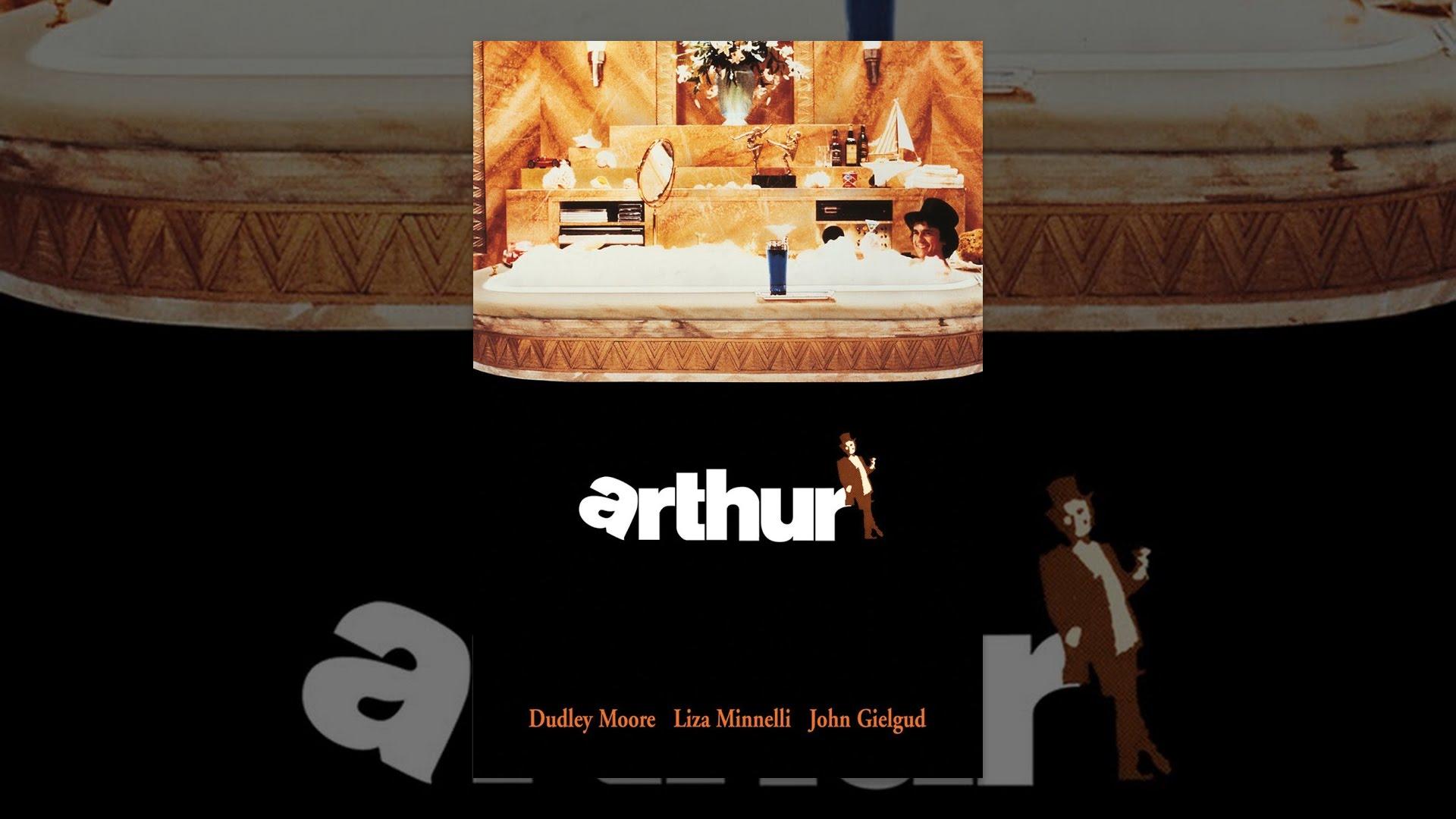 Image result for john gielgud in arthur
