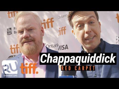 Ed Helms, Jim Gaffigan and 'Chappaquiddick' Cast Talk School | TIFF 17