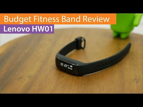 Lenovo Budget Smart Band Review & Compared with Mi Band 2