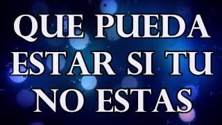 Sin Ti No Se Vivir - Barak – LETRA thumbnail
