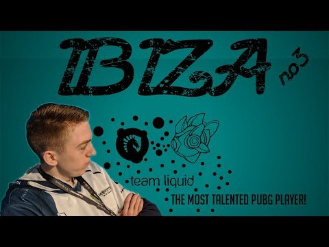 Ibiza - The most talented PUBG player! no. #3