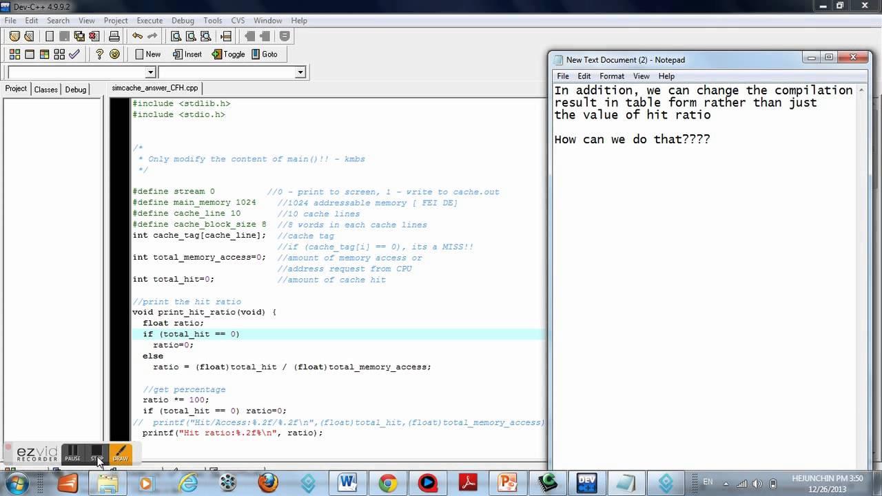 computer architecture assignment 5  cache simulator