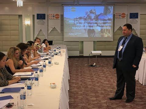 2. Ulusal Cinsel Sağlık ve Üreme Sağlığı Çalışma Grubu Toplantısı - 5 Temmuz 2017