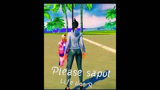 Jonny gaming Love story // Ekkadiki movie  background music //love story \\ Life line R  #short