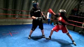 Jose Mora s Goliath round 3