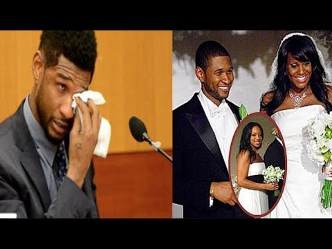 Usher's STD Lover was a Bridesmaid in his wedding+ his EX-wife Tameka SPEAKS OUT