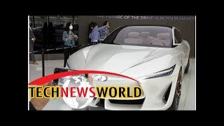 China auto show highlights industry