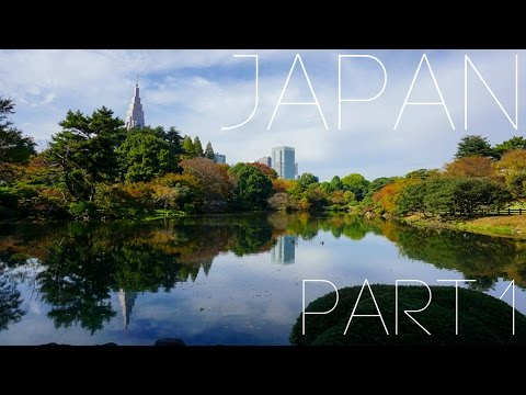 Japan Explored: Part 1 - Tokyo & Mount Takao