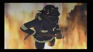 Firefighter F.D.18 PS2 Gameplay (Konami)