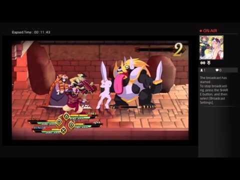 bluenite341's Live PS4 Broadcast
