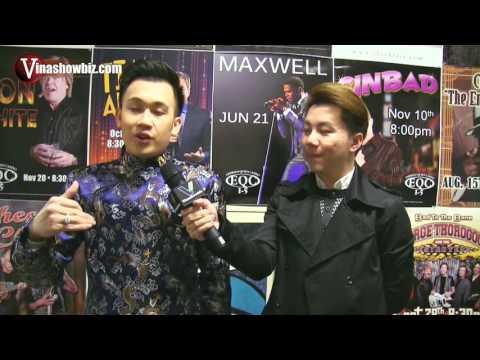 Interview with singer Duong Trieu Vu - Vinashowbiz.com