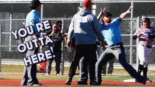 Alex Bregman Goes Undercover and EJECTS LITTLE LEAGUE COACH! | Bad Umpire Prank