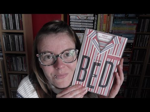 Book Review - Bed by David Whitehouse