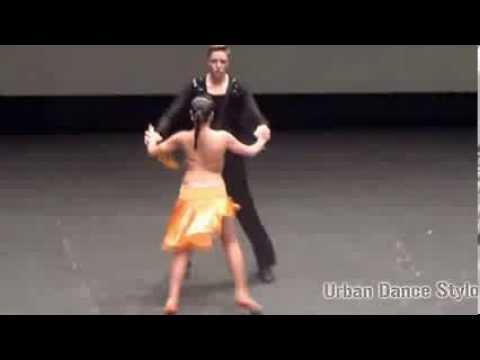 Urban Dance Stylo – Baile Deportivo (Torrent – Daniel y Cristina)