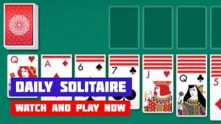 Daily Solitaire · Game · Gameplay