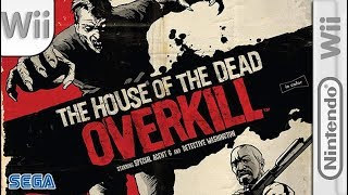 Longplay of The House of the Dead Overkill