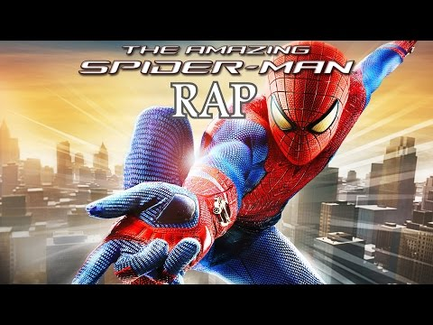 AngelCry - The Amazing Spider-Man Rap
