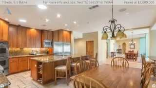 7 Bedroom Luxury Home With Walk In Wine Cooler Paradise Valley