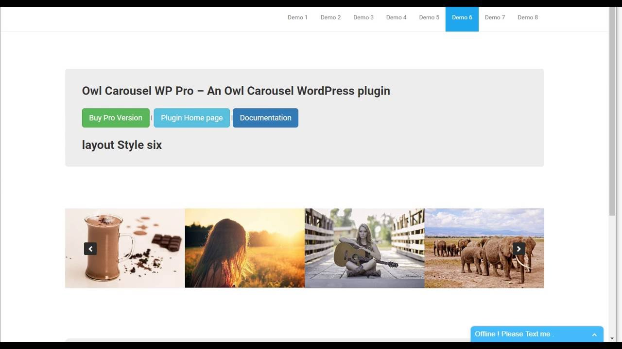 WordPress Carousel Plugin by Owl Carousel 2 | Best WordPress Plugins Free
