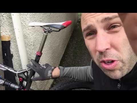 Removing seized aluminium seat-post carbon frame bike