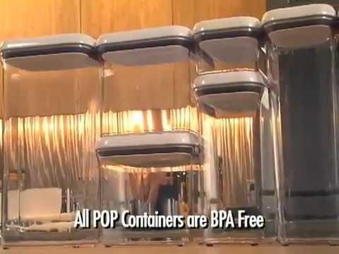 OXO GOOD GRIPS   Boîtes POP   Pop Containers   Smartlifetime.com