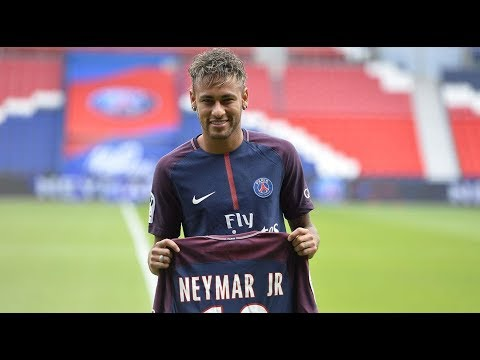 Let's Talk About Neymar's £200M Move To PSG