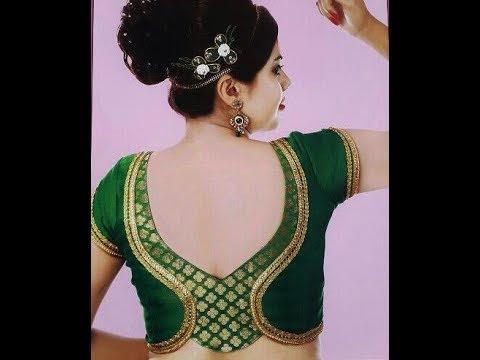 Designer Blouse Cutting And Stitching Tamil(DIY)-2