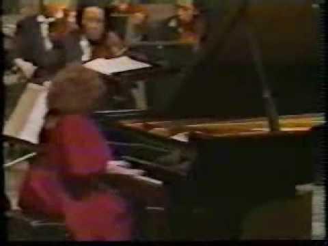Rachmaninov No.2, Ilana Vered & NHK Symphony Orchestra, Pt.1