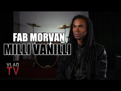 Fab Morvan on Milli Vanilli Being Forced to Lip Sync After Signing Their Deal music