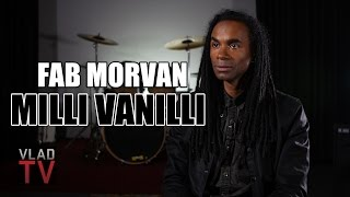 Fab Morvan on Milli Vanilli Being Forced to Lip Sync After S...