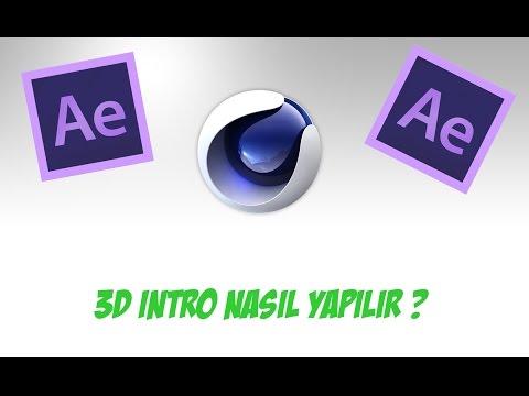 Rehber-#2-3D İntro Nasıl Yapılır ?
