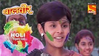 Holi Special | Baalveer's First Holi With Meher & Manav | Baalveer