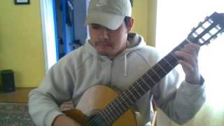 Over The Waves ( Sobre las Olas )Guitarra Mexicana Jose Garcia