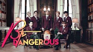 BTS; Dangerous — Artistic School!au
