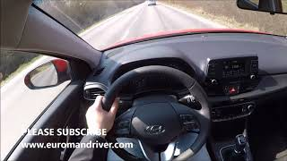 ALL New Hyundai i30 2018 (Hyundai Elantra) Better than VW Golf? Test Drive Review POV Drive